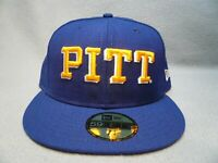New Era 59fifty Pitt Panthers Vault BRAND NEW cap hat Fitted Pittsburgh