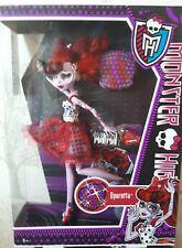 Monster High Poupée opérette Dot Dead Gorgeous Entièrement neuf dans sa boîte