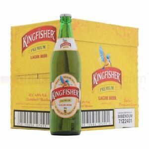 Kingfisher Premium Indian Ale 12 x 660ml