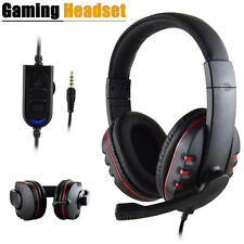 Gaming Headset Voice Control Wired HI-FI Sound Quality For PS4 PC Cell phone