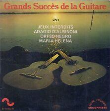 EP 4 TITRES--GRANDS SUCCES DE LA GUITARE VOL 1--JEUX INTERDITS / MARIA HELENA