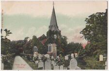 Stoke Pogis Church, F.G.O. Stuart 829 Postcard B815