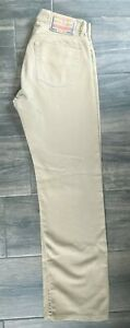 Diesel Industry Basic Jeans, Chinos, Cotton, Sand/Khaki **Good** Size W 34 /L 32