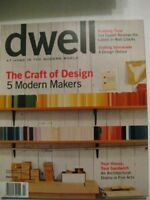 Dwell - At Home in the Modern World Magazine February 2007 [Paperback] Ann Wils