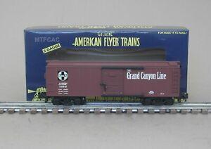 "Lionel American Flyer 6-48852 Santa Fe ""Grand Canyon"" Box Car"