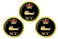 Mer Cadets SCC puissance Navigation Badge Marqueurs de Balles de Golf