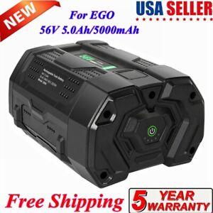 56V 5.0Ah For EGO Battery Lithium Replace BA4200 BA2800T LB4800 w/ Fuel gauge