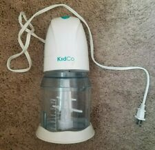 KidCo BabySteps Electric Food Processor Mill, BPA Free - White