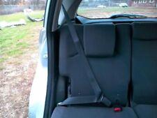 RIGHT REAR SEAT BELT BLACK HONDA FIT 2013 Rear Seat Belt 33039