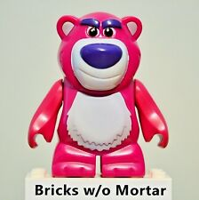 New Genuine LEGO Lotso Bear Toy Story 7789