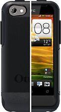 Otterbox Commuter Case Tasche Hülle HTC One V - schwarz - black