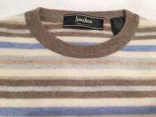 Neiman Marcus XL Cashmere Crewneck Sweater
