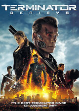 Terminator Genisys (Dvd, 2015) - New Sealed Dvd