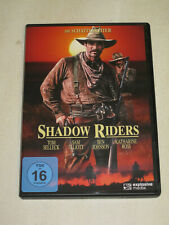DVD-Film - Western - SHADOW RIDERS - u.a mit Tom Selleck, Sam Elliott uvm.