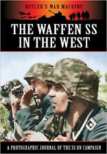 The Waffen SS in the West (Hitler's War Machine), New, Carruthers, Bob Book