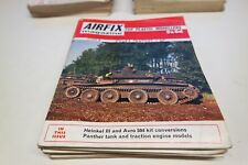 Airfix Magazine For Plastic Modellers Monthly x12 Jan To Dec 1969