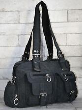 NEU bei Balutess,Handtasche,  Damentasche,Schultertasche,Stofftasche in schwarz