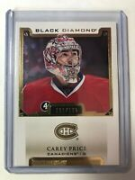 2015-16 Upper Deck Black Diamond Carey Price /199