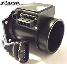 NISSAN 300ZX INFINITI 90-96 J30 3.0L MASS AIR FLOW METER 80MM MAF WIRE HARNESS