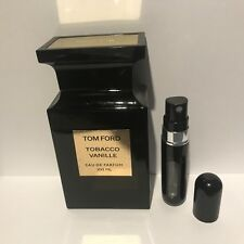 Tom Ford Tobacco Vanille Eau de Parfum sample 5ml  (You get the 5ml sample)