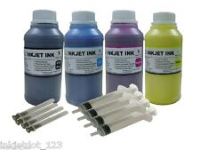 Pigment refill ink for Epson 786 WorkForce Pro WF-5190 WF-4630 WF-4640 4x250ml