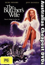 The Butcher's Wife DVD NEW, FREE POSTAGE WITHIN AUSTRALIA REGION 4