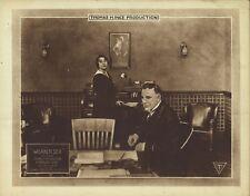 *THE WEAKER SEX 1917 Dorothy Dalton, Charles K. French Silent Film Murder Drama