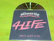 SILMARILS - 4LIFE!!!!!!!!!!!!!!!! !!!!! RARE CD PROMO
