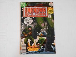 Unknown Soldier #205,  (DC),  6.5 FN+