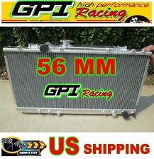 For TOYOTA Celica GT4 ST185 3S-GTE 3SGTE 90 91 92 93 94 Manual Aluminum Radiator