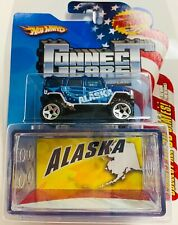 New HOT WHEELS CONNECT CARS - State of ALASKA-HUMMER H2