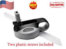 Straw Lid Cap for Hydro Flask Wide Mouth Sport Water Bottle 18oz 32oz 40oz 64oz