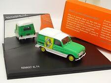 Norev 1/43 - Renault 4 4L F4 Motocultura Verde