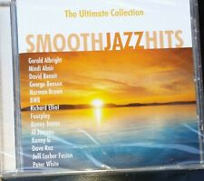 SMOOTHJAZZHITS CD THE ULTIMATE COLLECTION NUOVO SIGILLATO