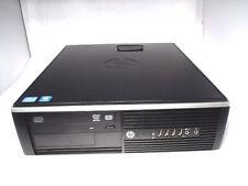HP Pro 6300 SFF Desktop Computer G870 3.1Ghz Dual-Core 4GB 250GB DVDRW Win7