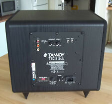 Tannoy TS 2.8 Subwoofer - Black - New In Box - .