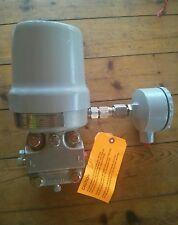 "Foxboro 20-205 ""H20 Pressure Transmitter branded as WEED N-E13DM-IIM2-FJ 316 SS"