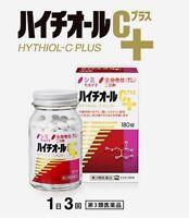 Hythiol-C Plus Vitamin C SS Seiyaku supplement 180 tablets L Cysteine 240mg