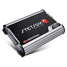 Stetsom EX8000EQ-1-Ohm Mono Amp High Power Car Audio Amplifier 8,900W RMS