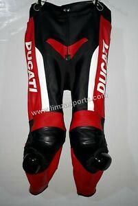 Motorbike/Motorcycle ducati Leather Racing Pants/Trouser-MotoGp