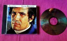 LUCIO BATTISTI IMAGES CD EDIZIONE LIMITATA 1995 NUMERO 1492 OTTIMO!