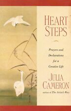 Heart Steps - Prayers and Declarations for a Creative Life - Julia Cameron P0100
