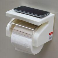 Boîte De Papier De Toilette Rouleau De Papier Hygiénique Durable Avec Étagère