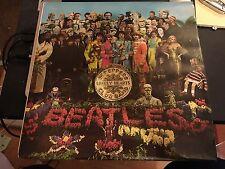 SGT PEPPERS LONELEY HEARTS CLUB BAND LP 1973 STEREO PRESS EX/EX EMI 2 BOX EX/EX