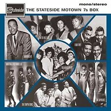 The Stateside Motown 7s Vinyl 7 Inch Analog Various Artists LP Record