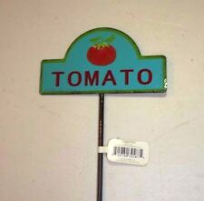New listing Yard Garden Metal Pot Stake Tomato Identification Marker #59