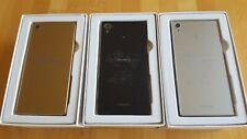 Sony XPERIA z5 Premium 32gb in argento // Oro // NERO + in box + con Pellicola