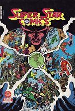 Super Star Comics N°4 - DC Comics - Eds. Arédit - 1986