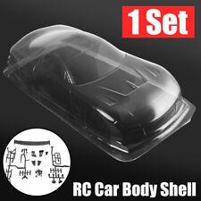 1/10 Clear RC Car Body Shell PVC Modification 195mm For  Mazda RX7 RC Car Models