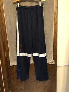 Nike Elite Arizona Wildcats Team Issued Warm Up Snap Basketball Pants Men's Sz L